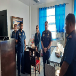 On-Site Surprise Inspection of Drug Enforcement Units in Tacloban City Police Office